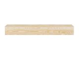 Pearl Mantels The Hastings 60'' Mantel Shelf - Unfinished