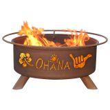 Patina F127 Ohana Fire Pit