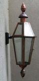 Regency GL23SCTCB Rue Barrett Slim Gaslight - Natural Gas