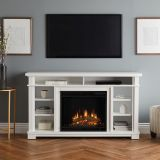 Real Flame 7330E Belford Electric Fireplace - White
