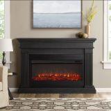 Real Flame 8080E Beau Electric Fireplace - Gray