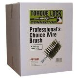 "Professional's Choice 6"" Round Wire Chimney Brush with TLC"
