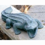 SPI 30211 Mean Old Alligator Sculpture