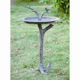 SPI 33303 Bird & Twig Sundial / Birdbath
