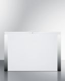Summit EQFF122 Commercially Listed 15 Cu. Ft. Frost-Free Chest Freezer