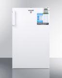 Summit FF511LBIVACADA Built-In Undercounter Medical All-Refrigerator