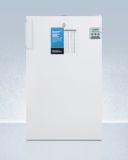 Summit FS407LBIPLUS2ADA Built-In Manual Defrost All-Freezer