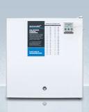 Summit S19LWHPLUS2 Compact Refrigerator-Freezer