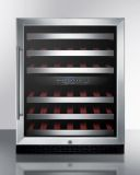 Summit SWC530BLBISTADA Dual Zone Built-In Wine Cellar