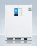 Summit VT65MLBIPLUS2ADA Built-In Undercounter All-Freezer