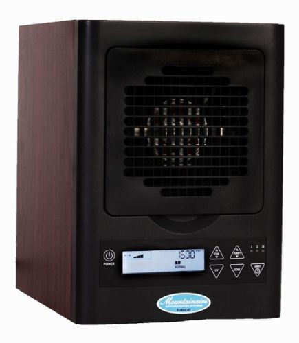 Six Stage Portable Electronic Air Purifier with HEPA Filter