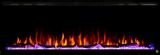 """Sideline Elite 60"""" Recessed Electric Fireplace"""