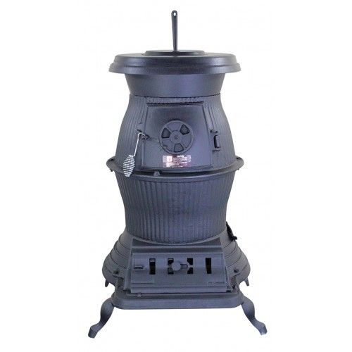Railroad Potbelly Coal Stove By Us Stove