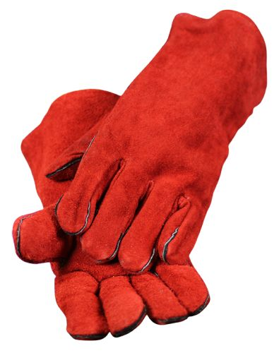 US Stove GLV1 Fireplace Gloves - Red - Pair