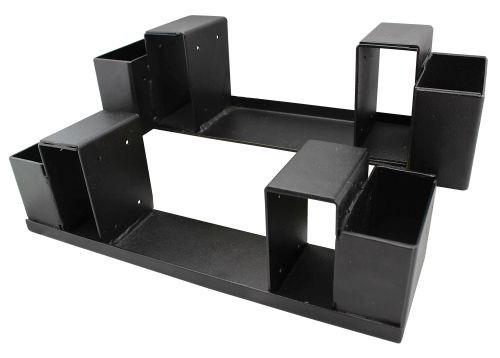 Adjustable Log Rack w/ Adjustable Uprights