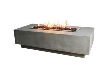 Elementi OFG121 Granville Fire Table - Liquid Propane