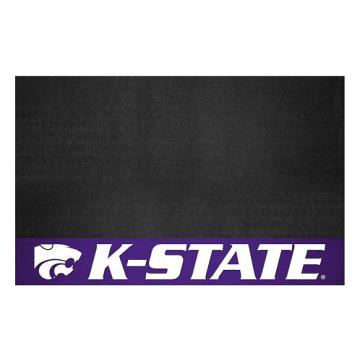 "Fanmats 18099 Kansas State Grill Mat 26""x42"""
