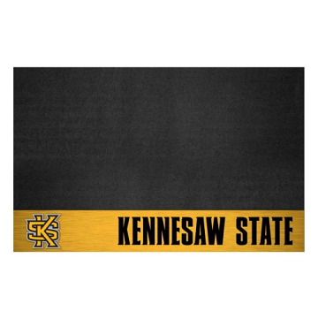 """Fanmats 18667 Kennesaw State Grill Mat 26""""x42"""""""