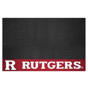 "Fanmats 21631 Rutgers Grill Mat 26""x42"""