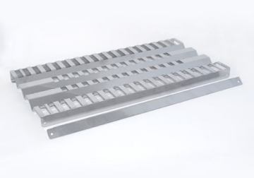 MHP DCSHP3 Stainless Steel Heat Tray for Round Ceramics