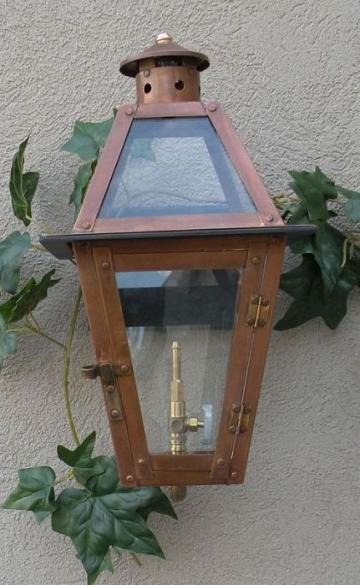 Regency GL15 Chateau Model Gaslight w/Safety Shutoff - Liquid Propane
