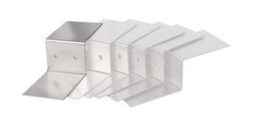 The Outdoor Plus OPT-BKT6 Mounting Brackets - 12 Pieces