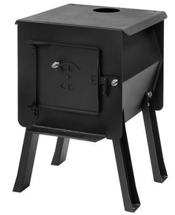 England's Stove Works 12-CSM Black Bear Portable Camp Stove