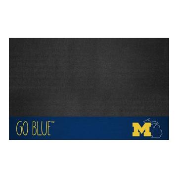 """Michigan State University Grill Mat - 26"""" x 42"""""""