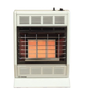 Empire SR18WNAT VF Infrared Heater with Manual Control - NG