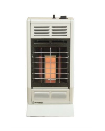 Empire SR6WLP VF Infrared Heater with Manual Control - LP