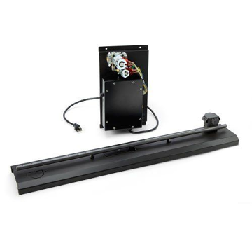 HPC Fire 58'' Electronic Ignition 120VAC, On/Off Linear Burner - NG