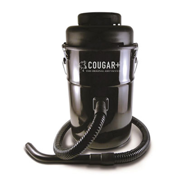 Love-Less Ash A0500 Cougar Ash Vacuum - Black