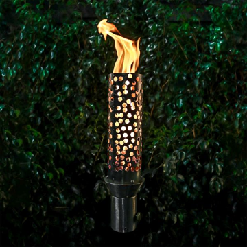 Honeycomb Stainless Steel Top Fire Torch #14 w/Top-Lite Torch Base, LP