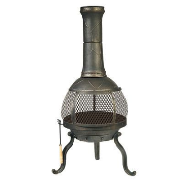 Sonora Cast Iron Chimnea