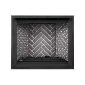 Napoleon DBPAX42WH Westminster Brick Panels - Grey Herringbone