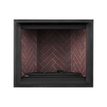 Napoleon DBPAX42OH Old Town Decorative Brick Panels - Red Herringbone