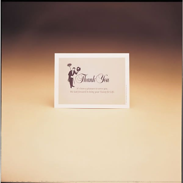 Copperfield 99204 ''Thank You'' Postcard - Pack of 250
