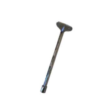 "Dagan VK8-14-CH 1/4"" Gas Valve Key - Chrome"