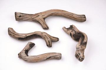 """Superior DWLSRNCL45 Driftwood Log Set for 45"""" Fireplaces"""