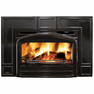 Napoleon Oakdale EPI3TN Wood Fireplace Insert - Majolica Brown