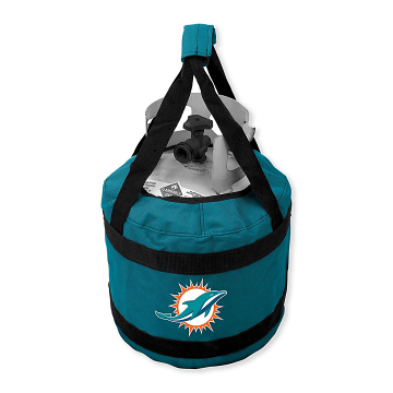 Blue Flame 533-1008 NFL Miami Dolphins Propane Tank Holder
