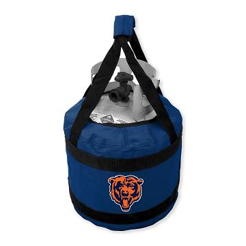Blue Flame 533-1019 NFL Chicago Bears Propane Tank Holder