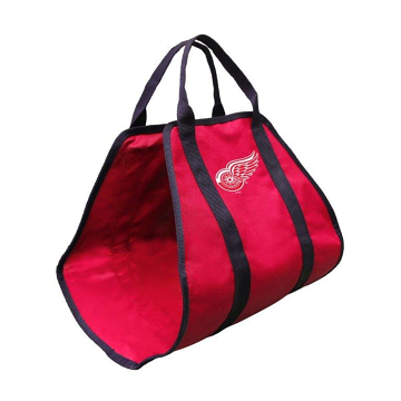 Blue Flame 834-4005 NHL Detroit Red Wings Log Carrier