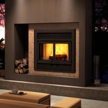 Ventis ME150 Double Door Wood Burning Fireplace