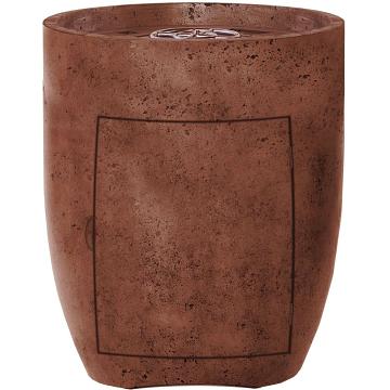 Prism Hardscapes Pentola 3 Fire Bowl Enclosed Propane in Cafe - LP