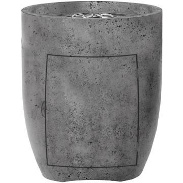 Prism Hardscapes Pentola 3 Fire Bowl Enclosed Propane in Pewter - LP