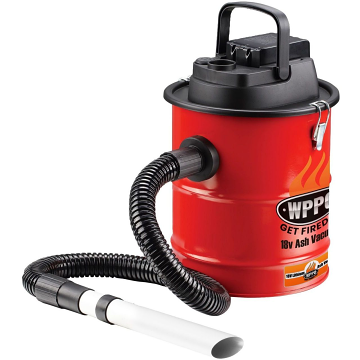 WPPO 18V Rechargeable Ash Vacuum Complete Kit