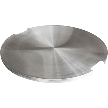 Elementi OFG145-SS Round Stainless Steel Lid for Manchester Fire Table