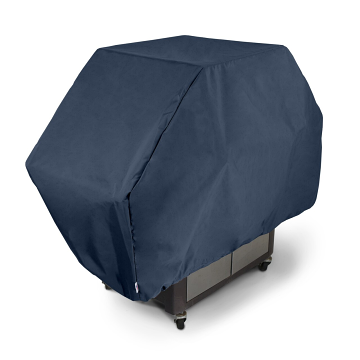 """KoverRoos 76""""W x 23""""D x 45""""H Weathermax Grill Cover - Blue"""