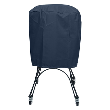 """KoverRoos 30""""Dia x 57""""H Weathermax Smoker Grill Cover - Blue"""